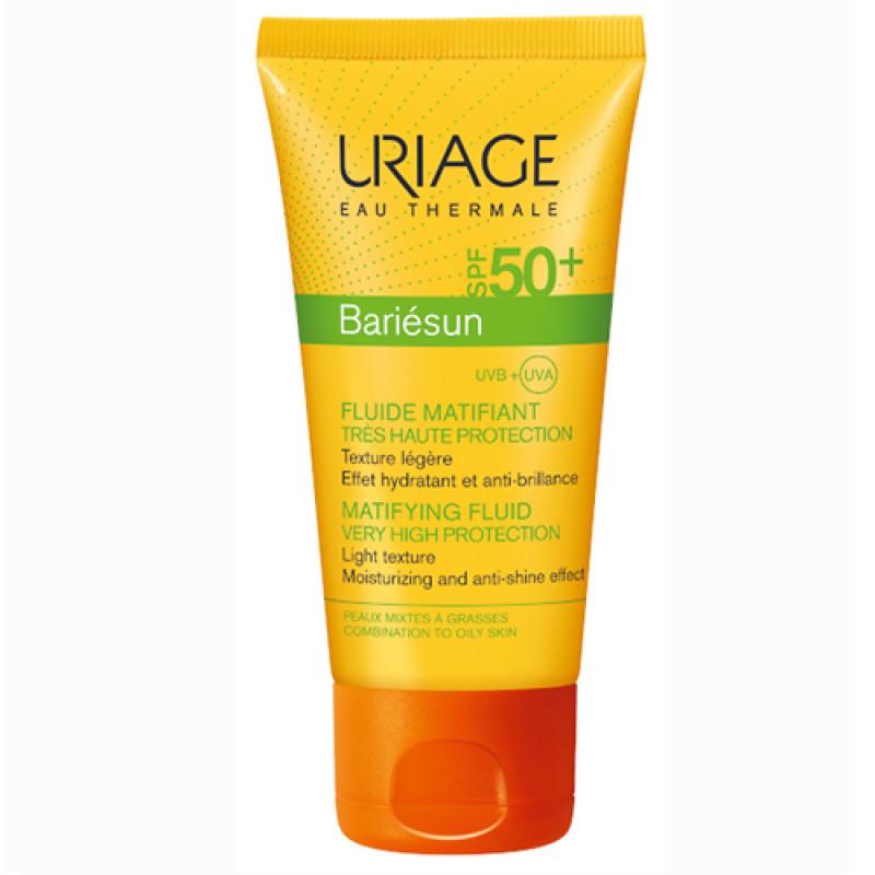 uriage-bariesun-arckrem-mattito-spf50-50ml